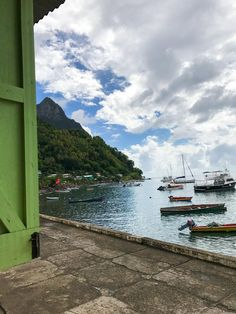 Dine Locally in Soufrière
