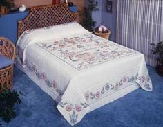 HOMESTEAD BED QUILT PATTERNPLUS
