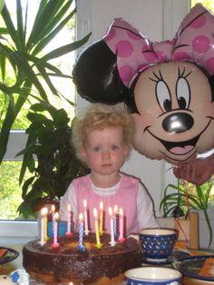 Carolines 2. Geburtstag