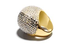 Debutante Micropave Jumbo Ring - need this NOW!