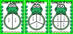 Math Fractions, Maths, 1, Comics, School, Toad, Poster, Boys, Alphabet