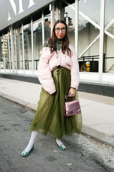 The Most Incredible Street Style Looks from New York Fashion Week