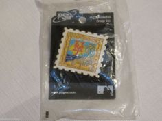 New York Mets St. Lucie RARE STAMP postage pin PSG NY Grapefruit league USA spri