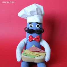 Handmade Toys, Smurfs, Fictional Characters, Art, Art Background, Kunst, Performing Arts, Fantasy Characters, Art Education Resources