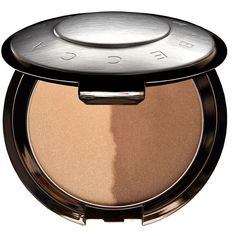 Becca Shadow and Light Bronze Contour Perfector found on Polyvore featuring beauty products, makeup, cheek makeup, cheek bronzer, beauty, cosmetics and eyeshadow
