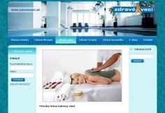zdraveveci.sk Graphic Design, Visual Communication