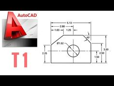 AutoCAD 2017   Tutorial For Beginners [+General Overview   12 Mins!]*