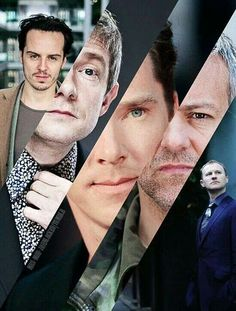 Men of Sherlock