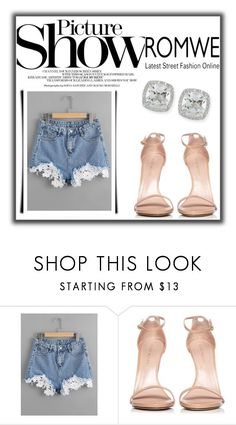 """Romwe contest"" by steca00 ❤ liked on Polyvore featuring Stuart Weitzman, Frederic Sage and SANCHEZ"