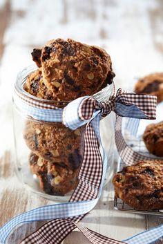 Kauracookiet | K-Ruoka #leivonta #keksit