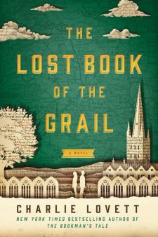 50 New Books to Get Excited About | The Lost Book of the Grail by Charlie Lovett
