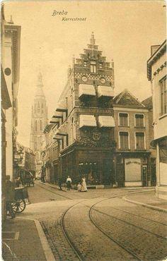 Karrestraat 1900