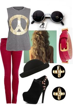 """""""Leigh's Outfit #No.71"""" by just-danniee on Polyvore"""