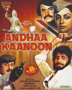 Starring – Rajnikant, Hema Malini, Reena Roy, Amitabh Bachchan Director – T Rama Rao Genre – Action