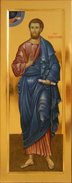 San Giacomo magiore, apostolo per mano di Giuliano Melzi (Italy)