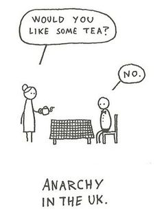 Anarchy in the UK #humor #lol