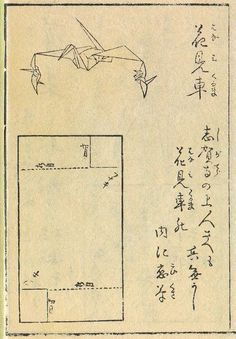 Continuing my exploration of Hiden Senbazuru Orikata (The Secret of One Thousand Cranes Origami), published in 1797 I managed to wrangle a triple Tsuru: The original schematic suggests that you use…