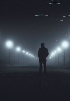 me and moon Alone Photography, City Photography, Dark Art Illustrations, 8k Wallpaper, Sad Pictures, Black And White Background, Shadow Art, Dark Fantasy Art, Cinematography