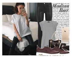 """""""#153 Madison Beer"""" by charlotte-sk ❤ liked on Polyvore featuring Frame Denim, Topshop and NIKE"""