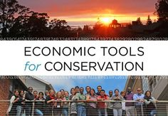 Conservationists! If you want to be better at factoring economics into your work, this is the course for you:…