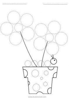 Daire Kavramı Çalışma Sayfası Nursery Worksheets, Tracing Worksheets, Preschool Worksheets, Kids Art Class, Art For Kids, Charlie E Lola, Improve Your Handwriting, String Art Patterns, Toddler Learning Activities