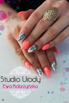 by Ewa Kobrzyńska, Find more Inspiration at www.indigo-nails.com #Nails #Polish #Mani