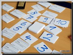 Wirtschaftsfachwirte, Lernkarten, Spiel, Wolfgang Zollner Marketing, Learning Methods, Note Cards, Project Management, Game