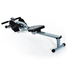 HOMCOM Rowing Machine Cardio Rower Workout Fitness Body Tonner Home Gym Training #cardiorunning