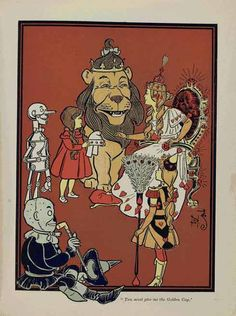 wonderful wizard of oz frank baum 0301q.jpg (490×657)