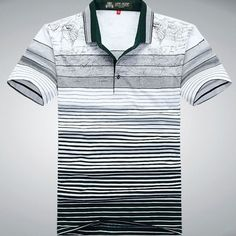 Camisa Polo Yannick Camisa Polo, Gents T Shirts, Polo Shirt Design, Polo Tees, Sport Wear, Collar Shirts, Shirt Designs, Menswear, Mens Fashion