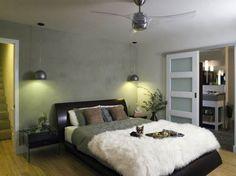 Un appartamento moderno ispirato alla natura