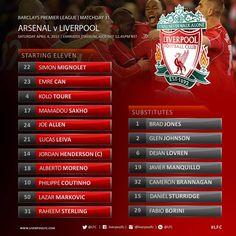 (1) Liverpool FC