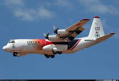 Coulson Flying Tankers (Lynden Air Cargo) Lockheed L-100-30 Hercules (L-382G)  N405LC / 132 (cn 382-5025)