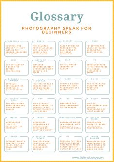 Glossary of 24 photography terms for beginners Essential photography cheatsheet! Glossary of photography terms with explanations of fundamental photography concepts. Click through for our jargon busting photography cheat sheet. Blue Photography, Dslr Photography Tips, Photography Cheat Sheets, Popular Photography, Photography Challenge, Photography Tips For Beginners, Photography Lessons, Photography Business, Photography Tutorials