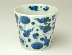 This one is so beautiful...I love it.菊唐草そば千代口