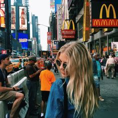 McDo in New York!