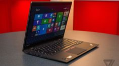 Lenovo's new ThinkPad X1 Carbon: a thinner, lighter business laptop