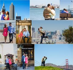 San Francisco Engagement Photos – San Francisco Wedding Photographer