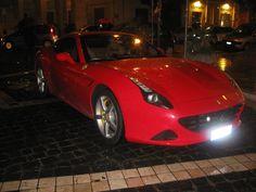 La nostra Splendida Ferrari California T!!!
