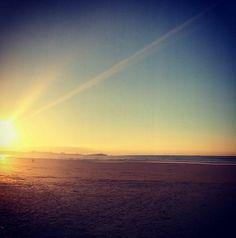 Glare of the sun #BeachRetreats