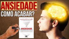 ANSIEDADE - Augusto Cury l Resumo Animado