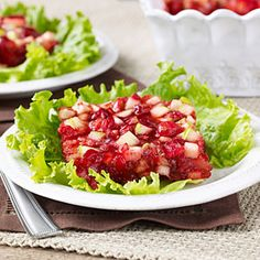 Holiday Cranberry Salad | MyRecipes.com