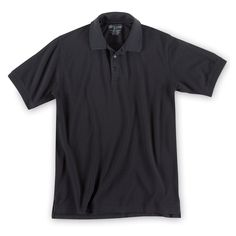 5.11 Tactical Professional Short Sleeve Polo Shirt | Black $37.99