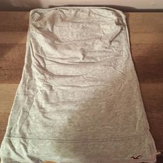 Gray strapless Hollister tank top Gray strapless tank from Hollister. Worn once; no stains or rips. Perfect condition and ready for summer! Hollister Tops Tank Tops