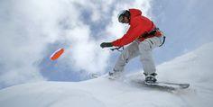 """Snowkiten """"Tageskurs"""" in Feldberg, Raum Freiburg #Wintersport #Schnee #Sport"""