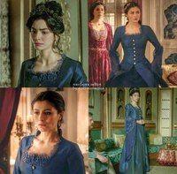 Magnificent Heritage - Blue dress