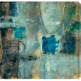 Found it at Wayfair - Tangent Point II by Jane Bellows Painting Print Canvas