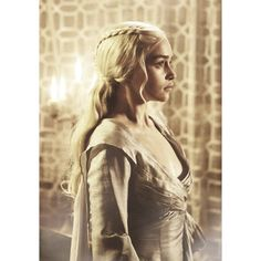 A Game of Clothes ❤ liked on Polyvore featuring got, emilia clarke, game of thrones, image and people