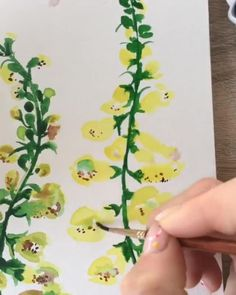 Watercolor Painting Techniques, Watercolor Drawing, Watercolor Cards, Floral Watercolor, Watercolor Paintings, Watercolor Flowers Tutorial, Watercolour Tutorials, Flower Drawing Tutorials, Watercolor Beginner