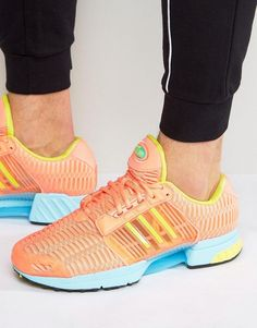 the latest b6aa5 ee8d6 ADIDAS ORIGINALS CLIMACOOL 1 SNEAKERS IN YELLOW BY2135 - PINK.   adidasoriginals  shoes